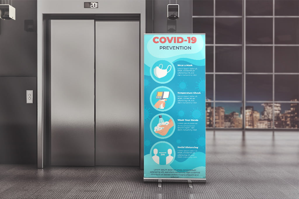 Roll-up-elevator-covid-19